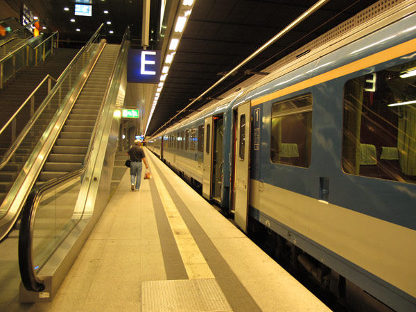 Eastern europe 2010 for Berlin to dresden train